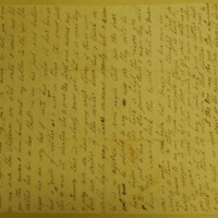 Letter from Mary Jane Boultinghouse to Daniel B. Boultinghouse, January 8, 1864